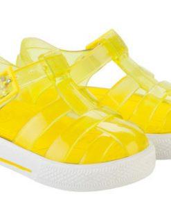 tenis amarillo