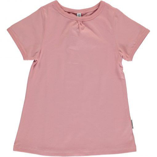 camiseta rosa niña