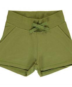 pantalon verde pistacho corto niña