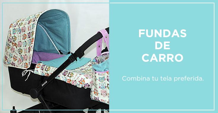 fundas de carro de bebe personalizadas