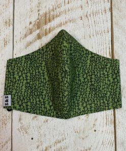 mascarilla Hojas verde claro